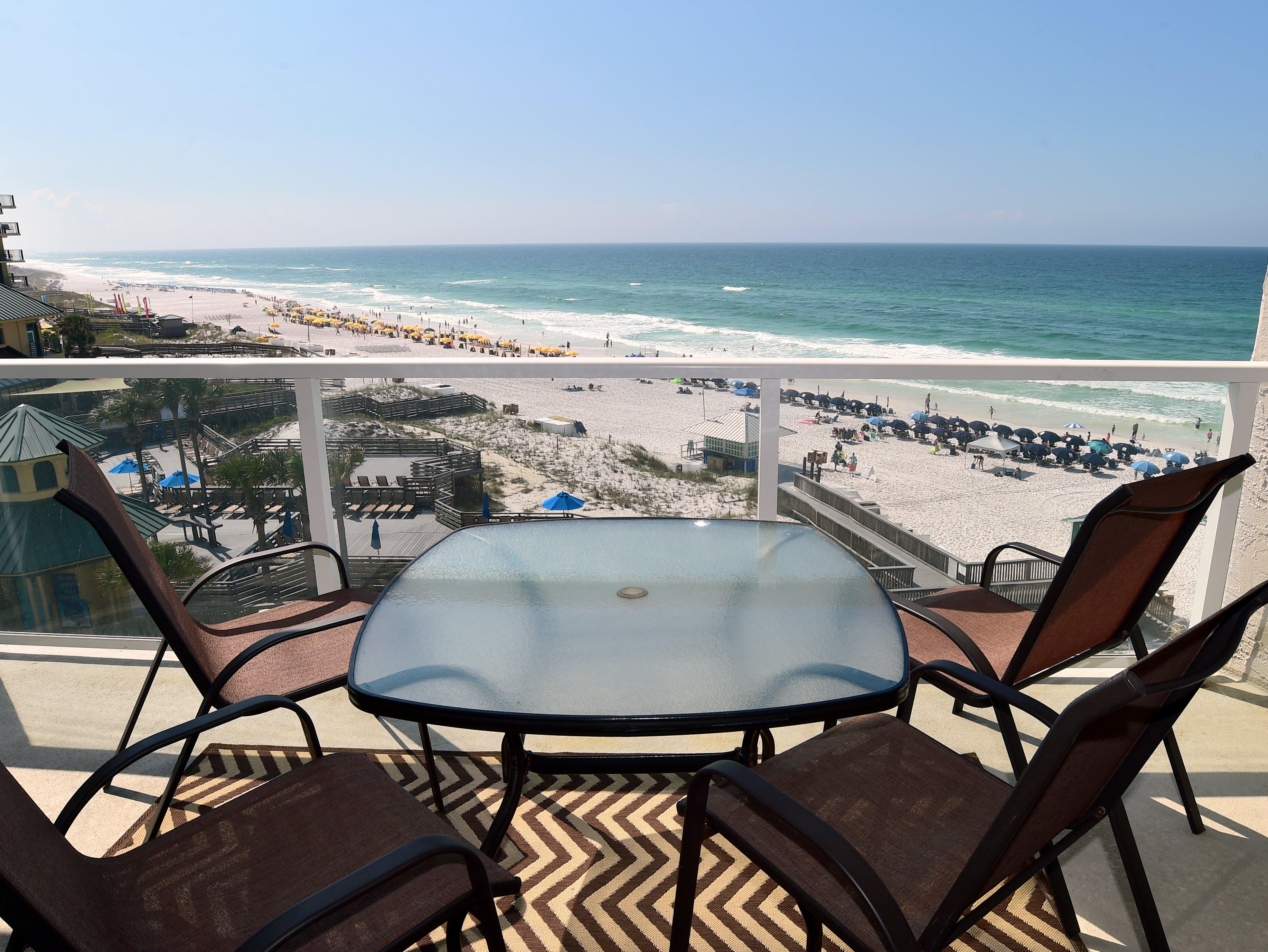 4266 Beachside Two Condo rental in Beachside Towers at Sandestin in Destin Florida - #9