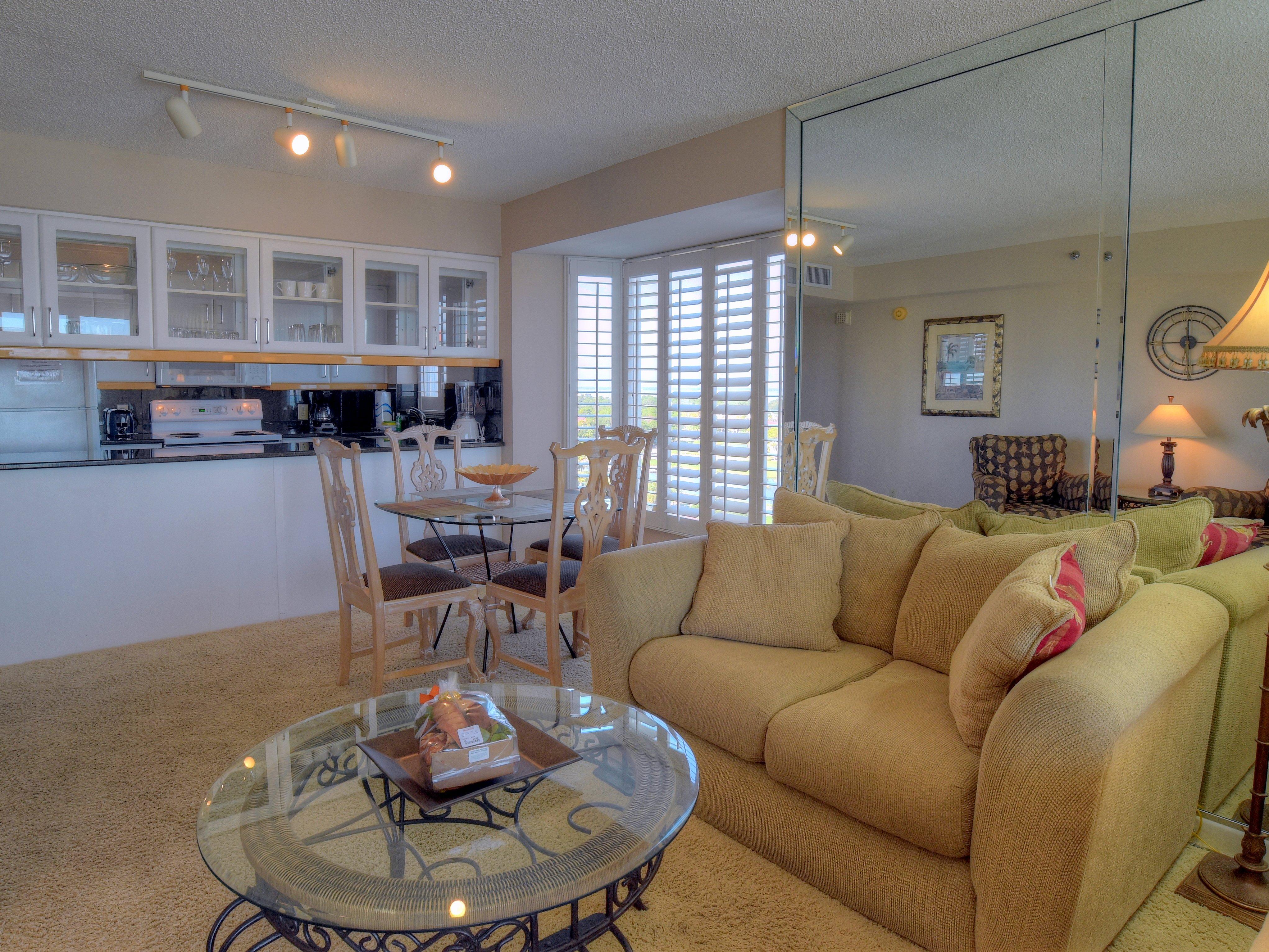 4344 Beachside Two Condo rental in Beachside Towers at Sandestin in Destin Florida - #4