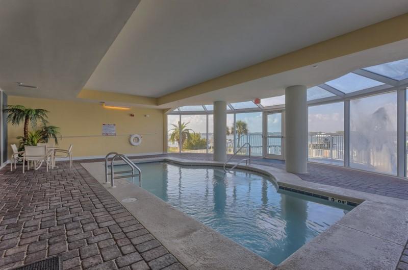 Bel Sole Condos Indoor Pool Gulf Shores