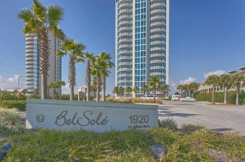 Bel Sole Condominiums in Gulf Shores Alabama