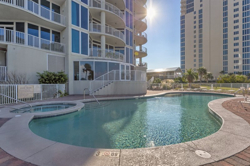 Bel Sole Bayside Outdoor Pool Gulf Shores