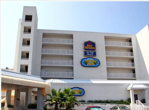 Best Western On The Beach in Gulf Shores AL 37