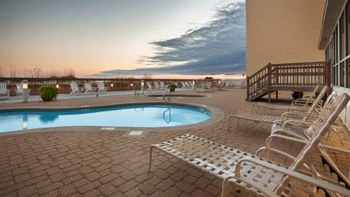Best Western On The Beach in Gulf Shores AL 95