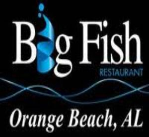 Big Fish Restaurant and Bar in Orange Beach Alabama