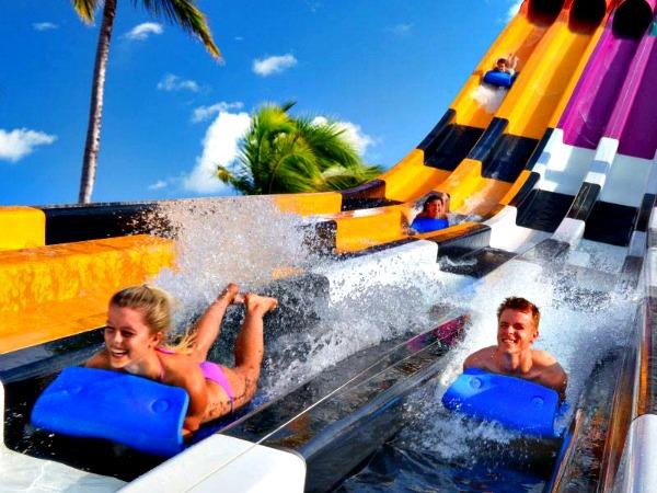 Big Kahuna's Water and Adventure Park in Destin Florida