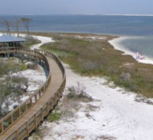 Big Lagoon State Park in Pensacola Beach Florida
