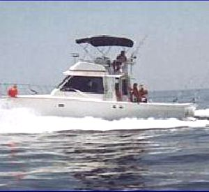 Big Time Charters in Apalachicola Florida