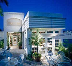 Bijou Cafe in Sarasota Florida