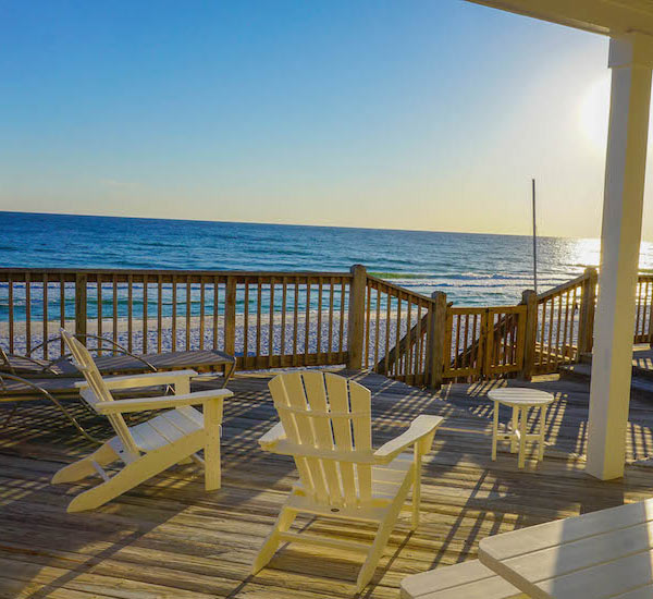 Bikini Beach beachfront house in Panama City Beach FL