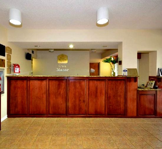 Best Western Oak Manor in Biloxi Mississippi