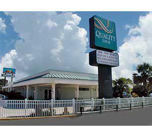 Quality Inn Emerald Beach In Biloxi Mississippi Hotel