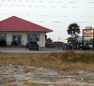 BJ's Pizza and Subs in St. George Island Florida