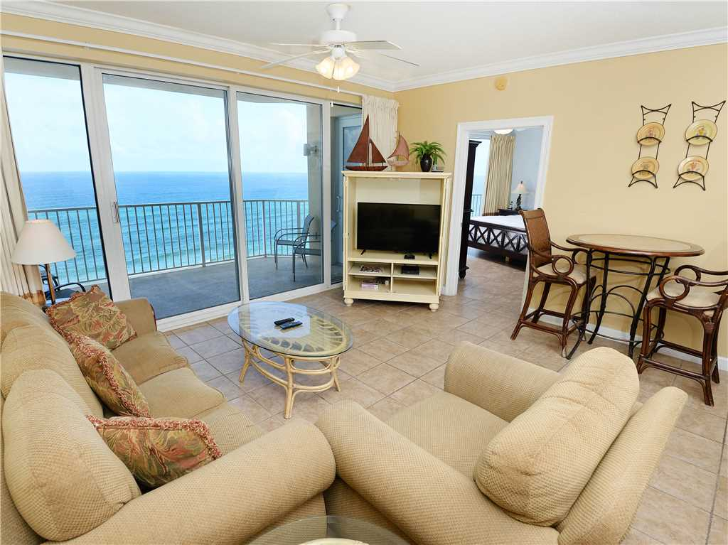 Boardwalk 1209 2 Bedrooms Beachfront Wi-Fi Sleeps 6