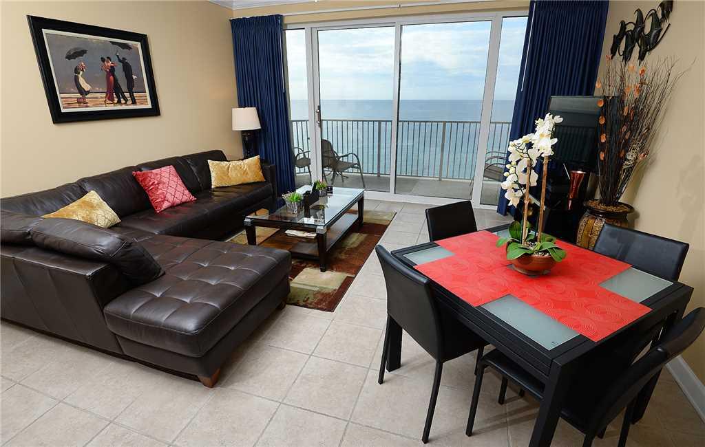 Boardwalk 1405 1 Bedroom Beachfront Wi-Fi Pool Sleeps 4 Condo rental in Boardwalk Beach Resort Panama City in Panama City Beach Florida - #7