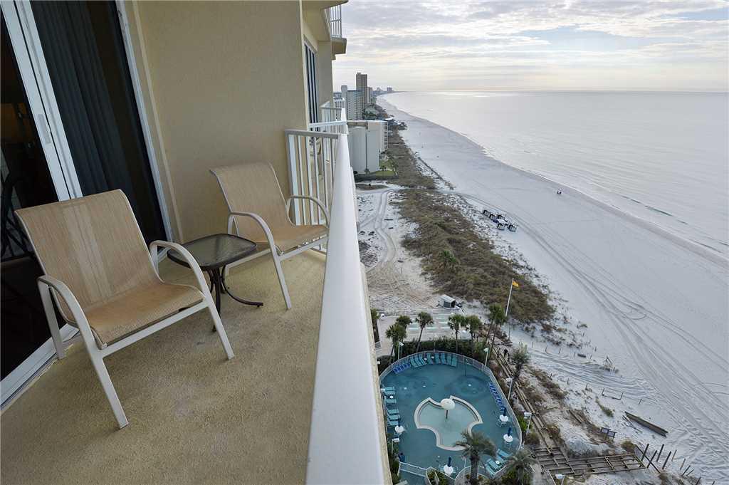 Boardwalk 1405 1 Bedroom Beachfront Wi-Fi Pool Sleeps 4 Condo rental in Boardwalk Beach Resort Panama City in Panama City Beach Florida - #16