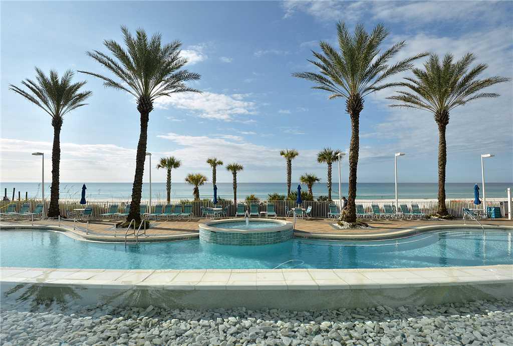 Boardwalk 1405 1 Bedroom Beachfront Wi-Fi Pool Sleeps 4 Condo rental in Boardwalk Beach Resort Panama City in Panama City Beach Florida - #18