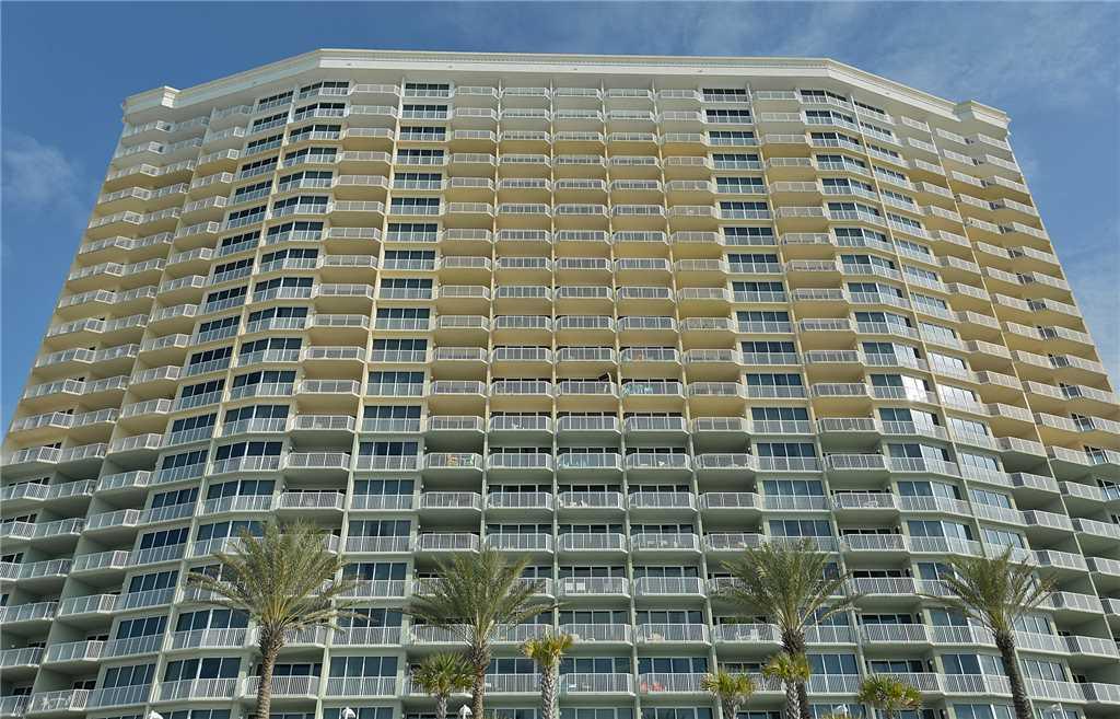 Boardwalk 1405 1 Bedroom Beachfront Wi-Fi Pool Sleeps 4 Condo rental in Boardwalk Beach Resort Panama City in Panama City Beach Florida - #21