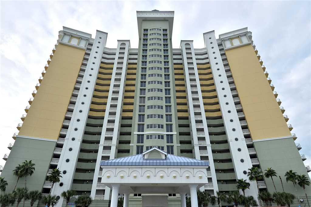 Boardwalk 1405 1 Bedroom Beachfront Wi-Fi Pool Sleeps 4 Condo rental in Boardwalk Beach Resort Panama City in Panama City Beach Florida - #24