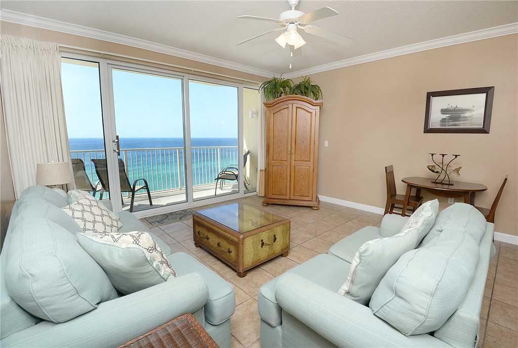 Boardwalk 1406 1 Bedroom Wi-Fi Beachfront Sleeps 6 Condo rental in Boardwalk Beach Resort Panama City in Panama City Beach Florida - #2