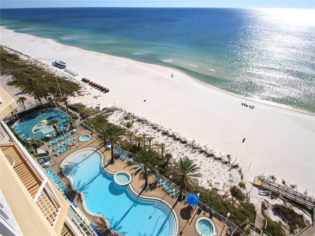 Boardwalk 1406 1 Bedroom Wi-Fi Beachfront Sleeps 6 Condo rental in Boardwalk Beach Resort Panama City in Panama City Beach Florida - #3
