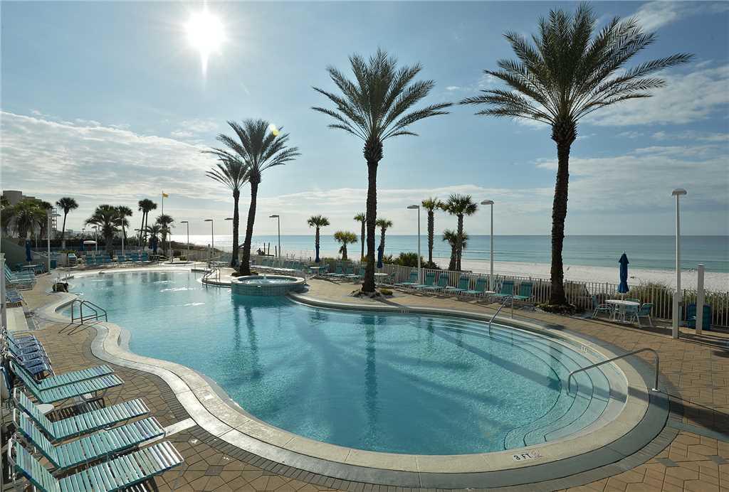 Boardwalk 1406 1 Bedroom Wi-Fi Beachfront Sleeps 6 Condo rental in Boardwalk Beach Resort Panama City in Panama City Beach Florida - #4