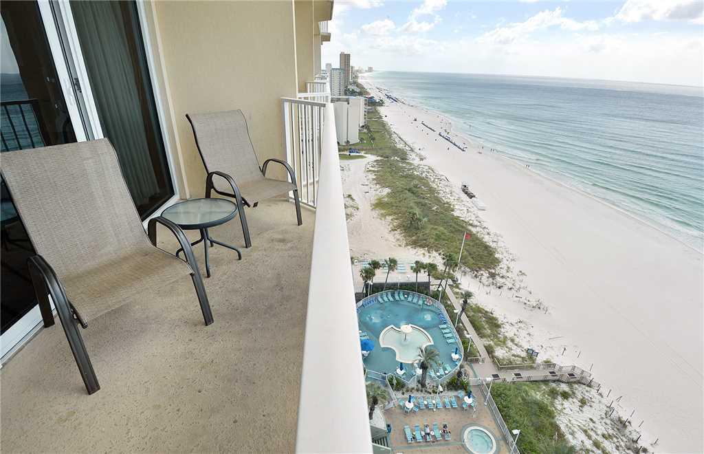 Boardwalk 1406 1 Bedroom Wi-Fi Beachfront Sleeps 6 Condo rental in Boardwalk Beach Resort Panama City in Panama City Beach Florida - #17