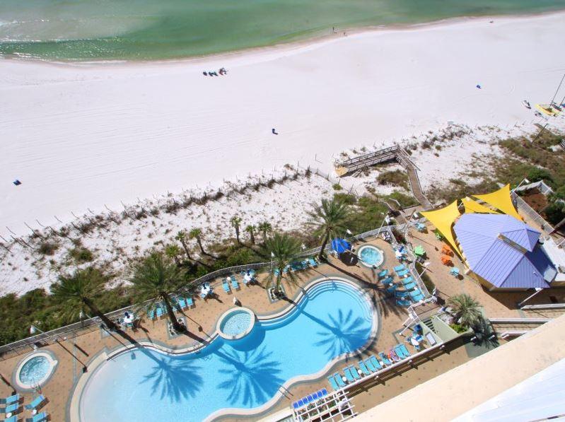 Boardwalk 1406 1 Bedroom Wi-Fi Beachfront Sleeps 6 Condo rental in Boardwalk Beach Resort Panama City in Panama City Beach Florida - #19