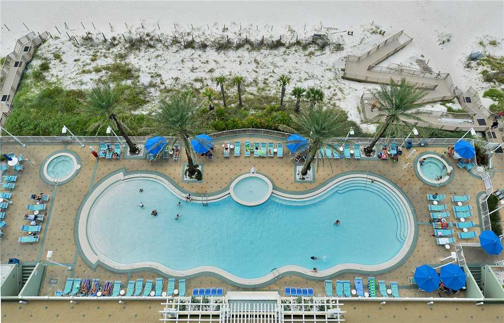 Boardwalk 1406 1 Bedroom Wi-Fi Beachfront Sleeps 6 Condo rental in Boardwalk Beach Resort Panama City in Panama City Beach Florida - #20