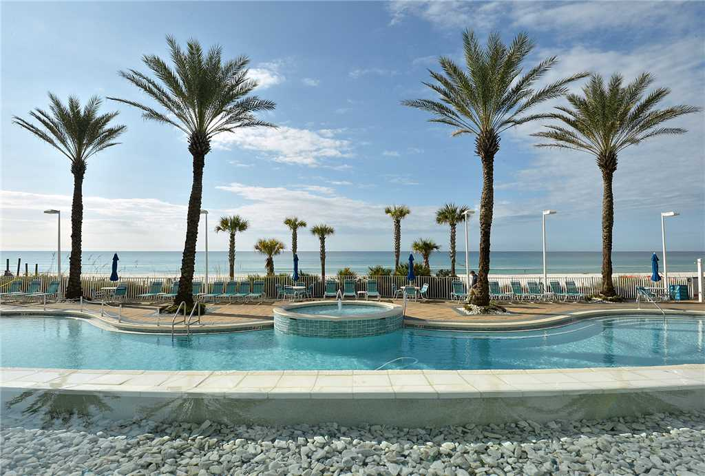 Boardwalk 1406 1 Bedroom Wi-Fi Beachfront Sleeps 6 Condo rental in Boardwalk Beach Resort Panama City in Panama City Beach Florida - #21
