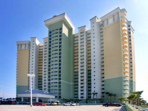 Boardwalk 1406 1 Bedroom Wi-Fi Beachfront Sleeps 6 Condo rental in Boardwalk Beach Resort Panama City in Panama City Beach Florida - #25