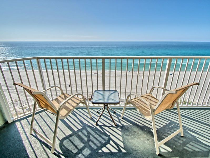 Boardwalk 805 1 Bedroom Beachfront Wi-Fi 8th Floor Sleeps 4