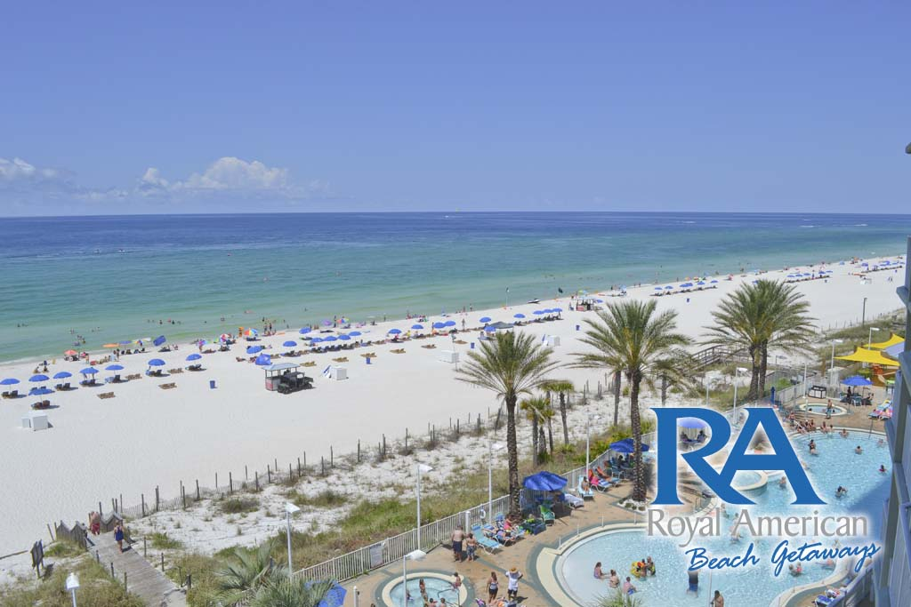 Boardwalk C0500s Panama City Beach Florida Condo Rental