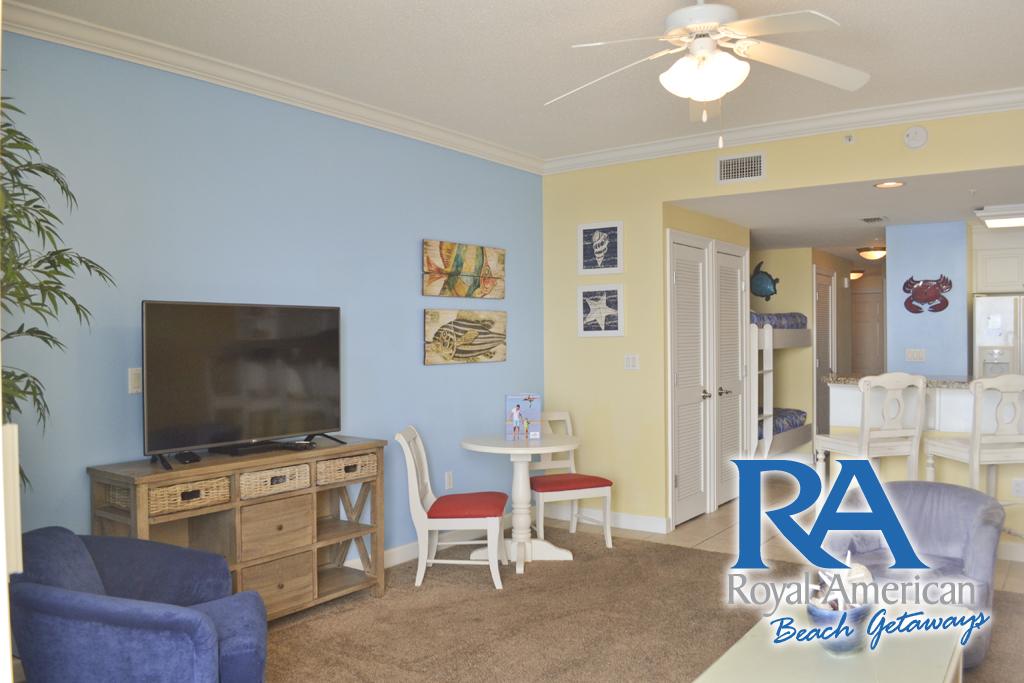 Boardwalk C1107 Condo rental in Boardwalk Beach Resort Panama City in Panama City Beach Florida - #5