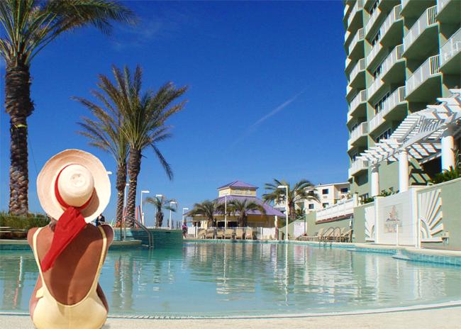Boardwalk C1212s Condo rental in Boardwalk Beach Resort Panama City in Panama City Beach Florida - #23