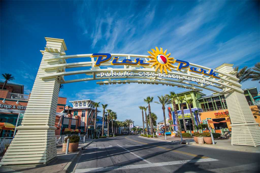 Boardwalk C1401 Condo Al In Beach Resort Panama City Florida