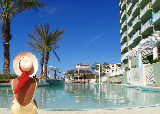 Boardwalk C1609 Condo rental in Boardwalk Beach Resort Panama City in Panama City Beach Florida - #21
