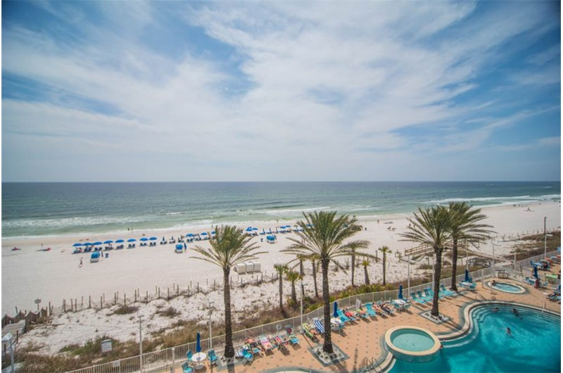 Boardwalk Beach Resort Condos in Panama City Beach have studding views