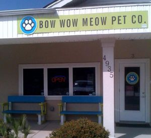 Bow Wow Meow Pet Company in Highway 30-A Florida