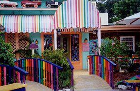 Bubble Room Restaurant in Sanibel-Captiva Florida