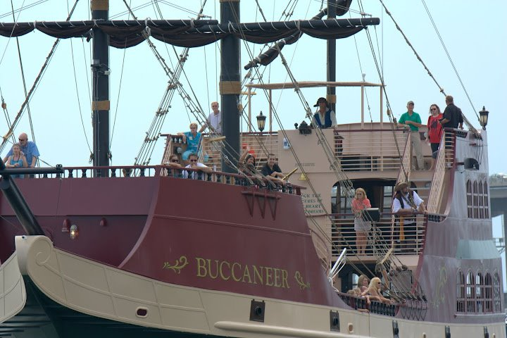 Buccaneer Pirate Cruise in Destin Florida