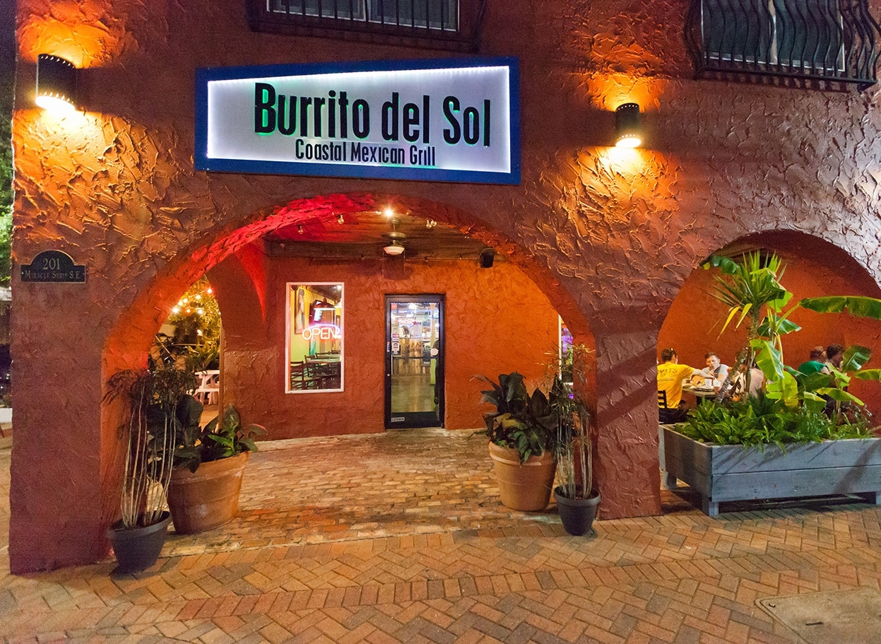 Burrito del Sol in Fort Walton Beach Florida