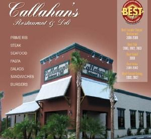 Callahan's Restaurant and Deli in Destin Florida