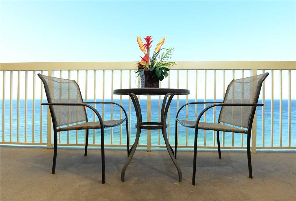 Calypso 1203 East - Tower I 1 Bedroom Beachfront Wi-Fi Sleeps 6 Condo rental in Calypso Resort in Panama City Beach Florida - #1
