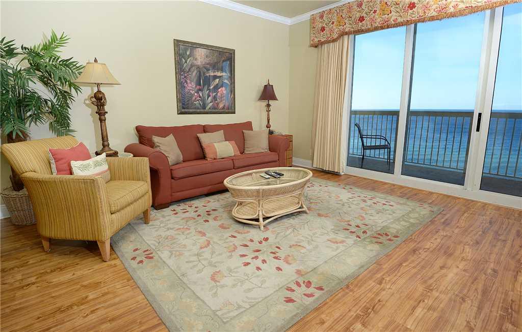 Calypso 1203 East - Tower I 1 Bedroom Beachfront Wi-Fi Sleeps 6 Condo rental in Calypso Resort in Panama City Beach Florida - #5