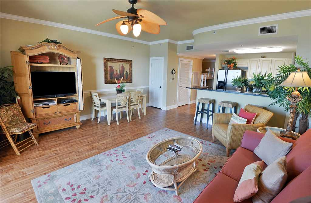 Calypso 1203 East - Tower I 1 Bedroom Beachfront Wi-Fi Sleeps 6 Condo rental in Calypso Resort in Panama City Beach Florida - #6