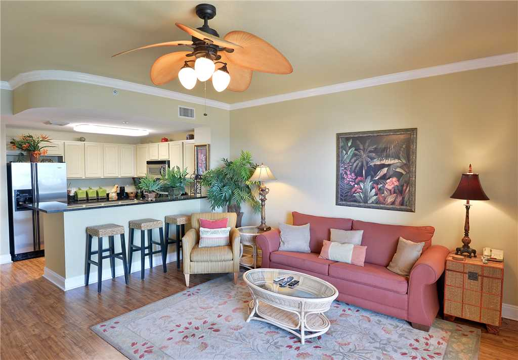 Calypso 1203 East - Tower I 1 Bedroom Beachfront Wi-Fi Sleeps 6 Condo rental in Calypso Resort in Panama City Beach Florida - #7