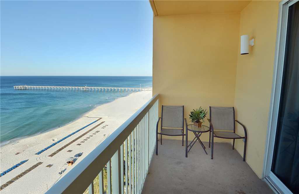 Calypso 1203 East - Tower I 1 Bedroom Beachfront Wi-Fi Sleeps 6 Condo rental in Calypso Resort in Panama City Beach Florida - #17