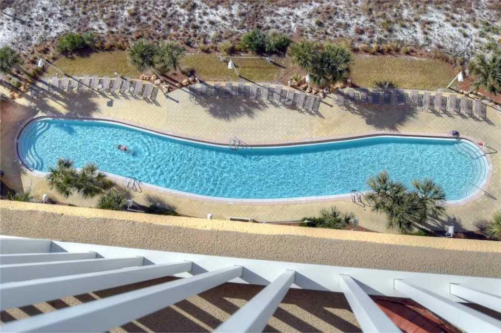 Calypso 1203 East - Tower I 1 Bedroom Beachfront Wi-Fi Sleeps 6 Condo rental in Calypso Resort in Panama City Beach Florida - #18