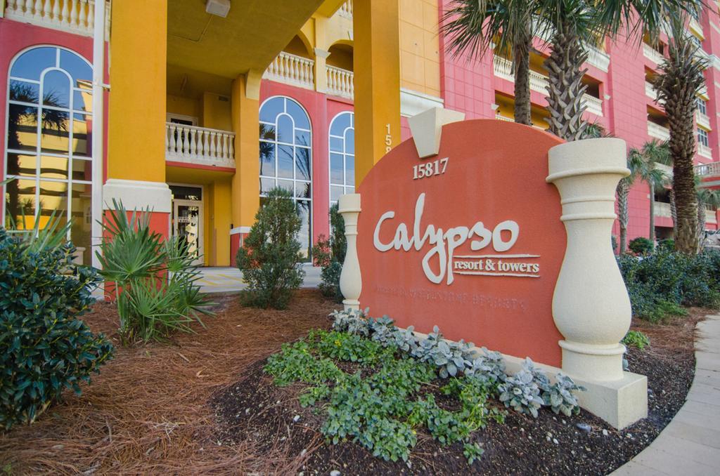 Calypso 1203 East - Tower I 1 Bedroom Beachfront Wi-Fi Sleeps 6 Condo rental in Calypso Resort in Panama City Beach Florida - #20