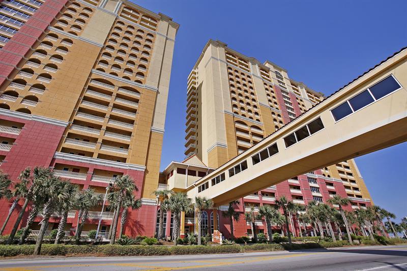 Calypso 1203 East - Tower I 1 Bedroom Beachfront Wi-Fi Sleeps 6 Condo rental in Calypso Resort in Panama City Beach Florida - #21